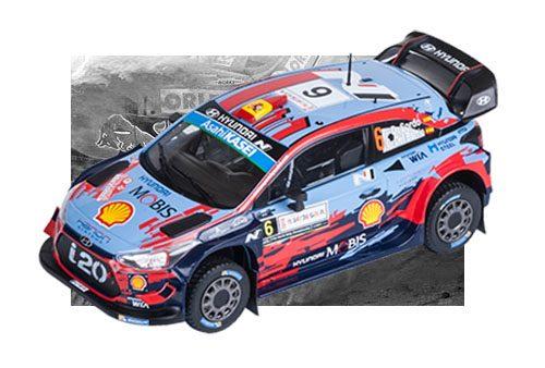 WRC Lanzamientos